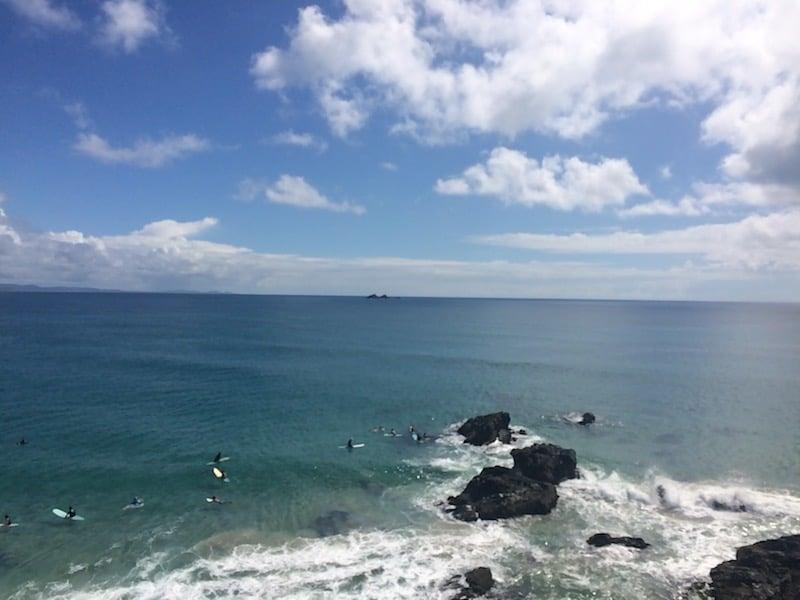 Australië surfen