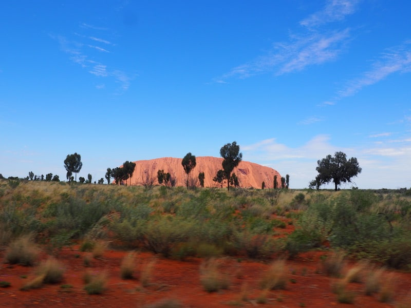 Highlights australie natuur