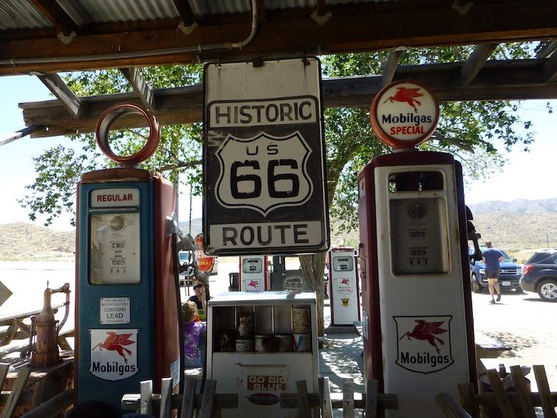 VS Route 66