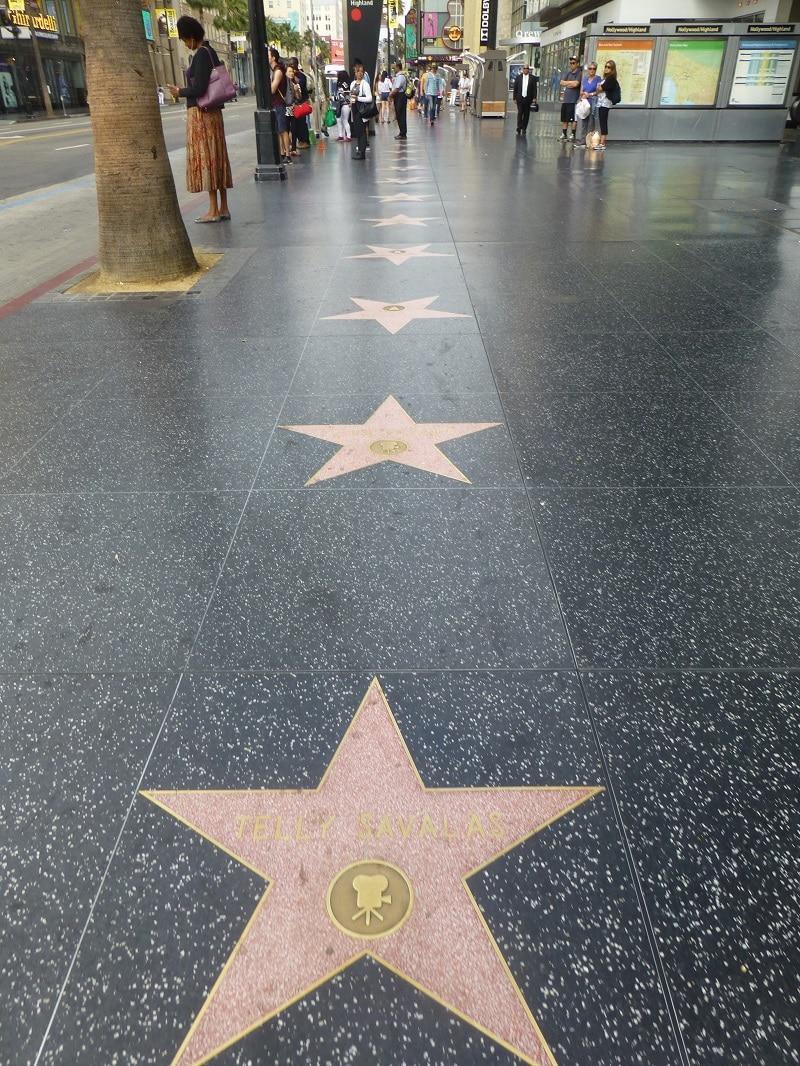 Bezienswaardigheden Hollywood Los Angeles