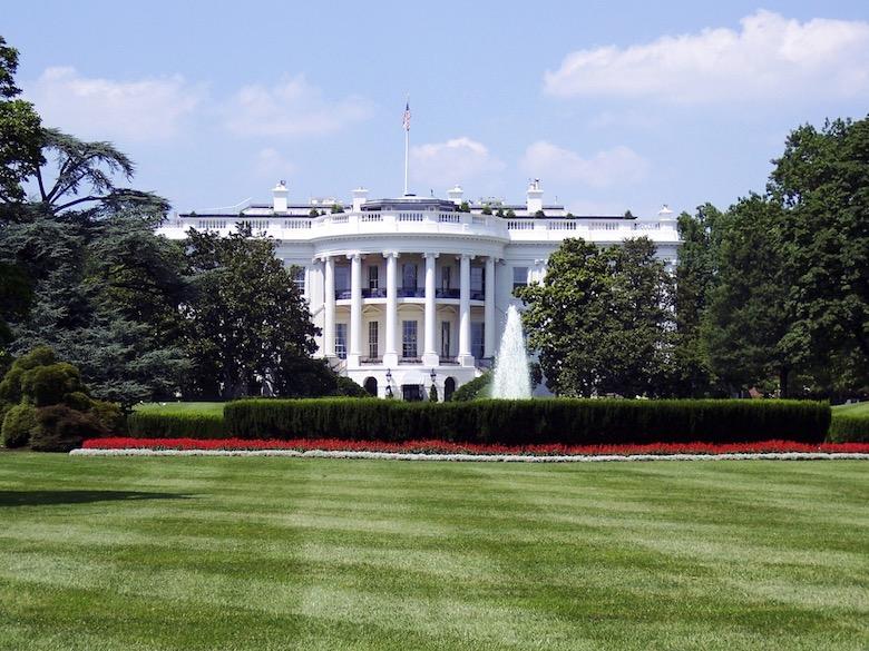 Washington zien en doen witte huis