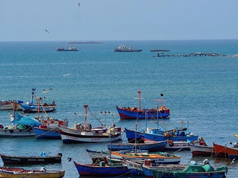 zien en doen Paracas