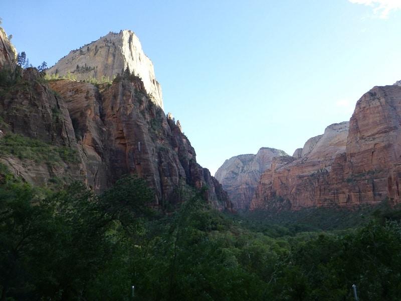 National Park Las Vegas omgeving