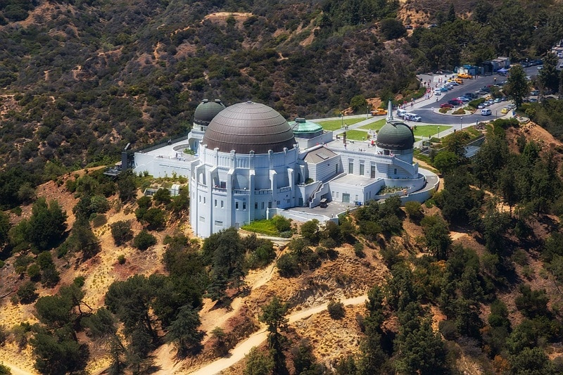 Hollywood hills tour