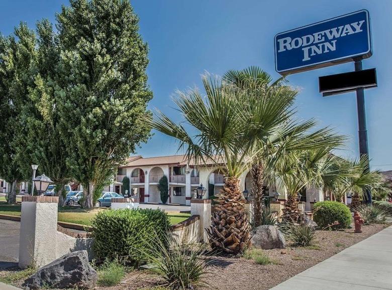 hotel tip Zion