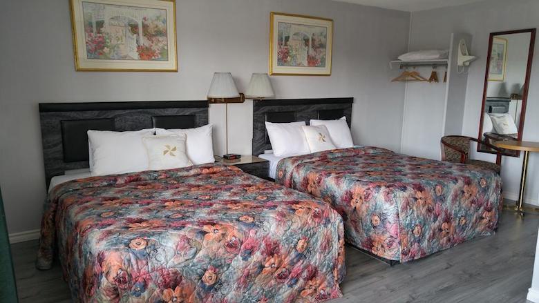 hotel tip niagara watervallen CJS Inn