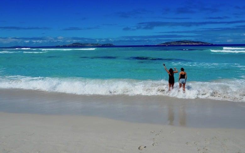 mooiste stranden australie