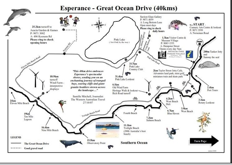 route great ocean drive