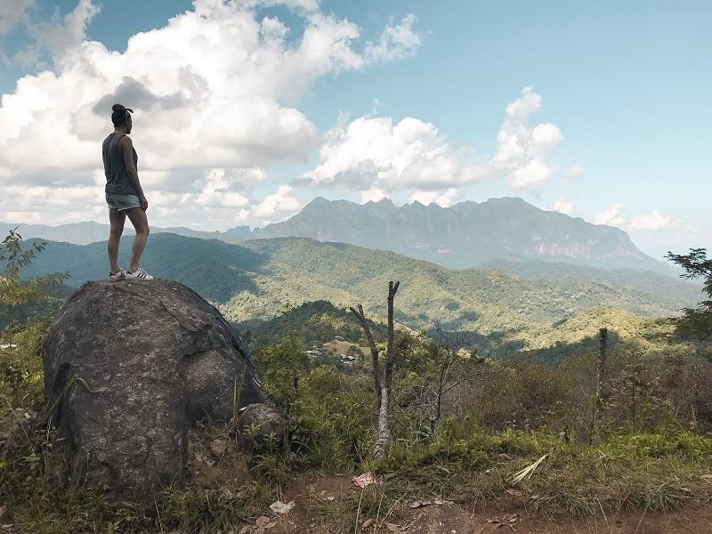 Chiang mai tips 4 5 dagen chiang dao jungle hike trekking
