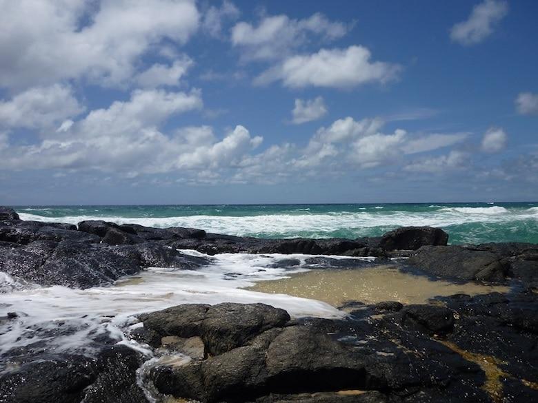Fraser Island- Champagne Pools