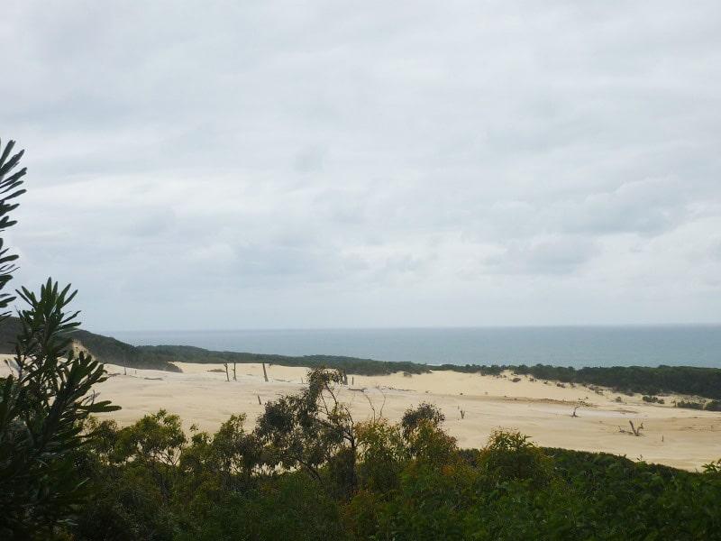 bezienswaardigheden Fraser Island Australië