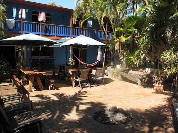 Hostel tips backpackers australie
