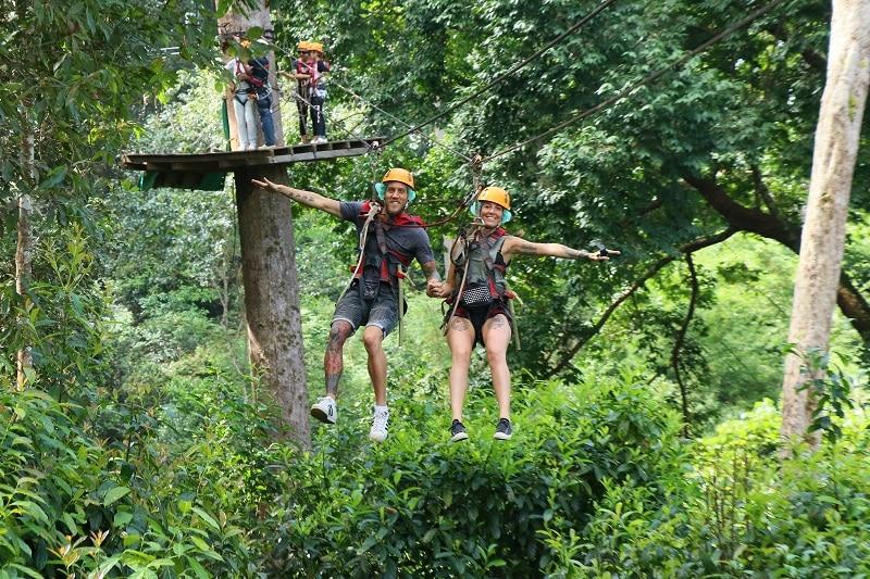 Jungle Flight zipline chiang mai tips wat doen