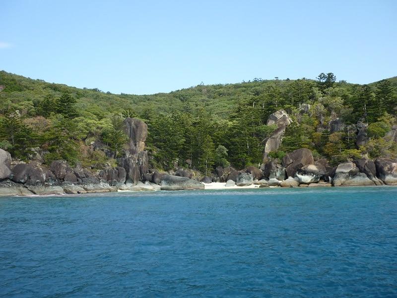 Whitsunday islands bezoeken australië