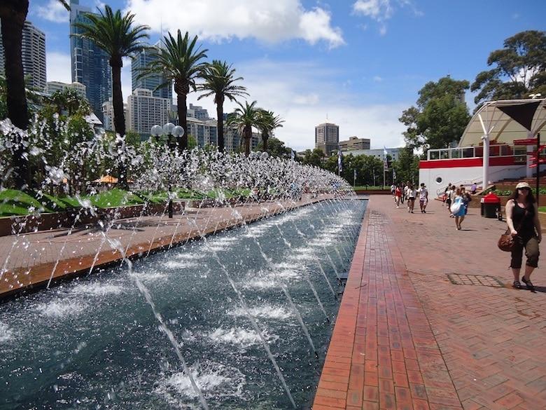 Sydney Darling Harbour Australië