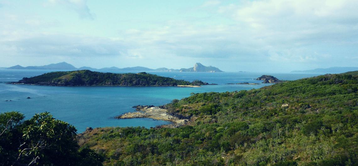 Whitsunday eilanden bezoeken australie
