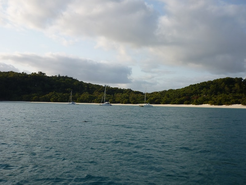Whitsunday eiland australie