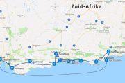 Zuid Afrika Tuinroute autorondreis