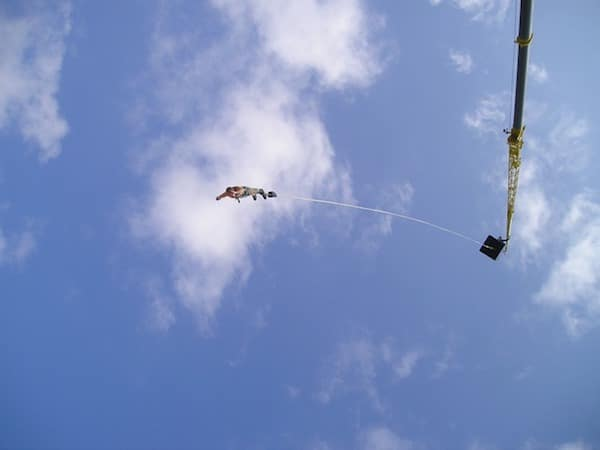 bungee jumpen australië