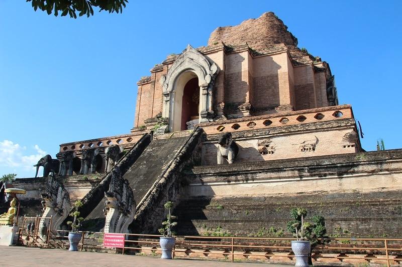 tempels chiang mai