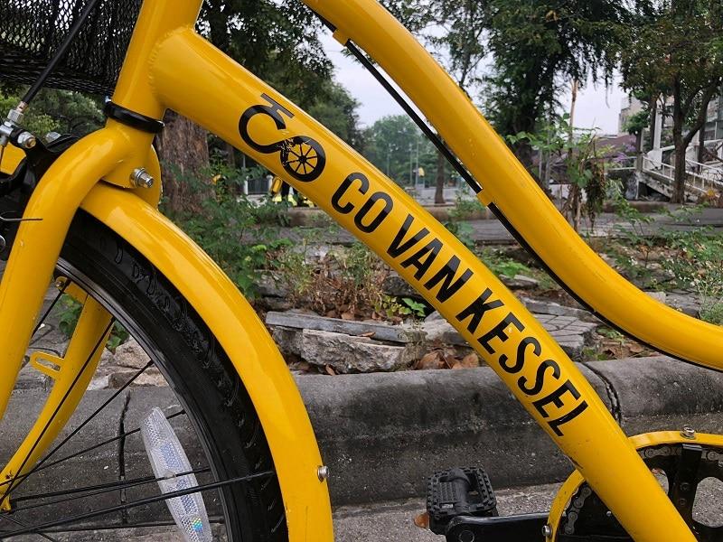 bangkok fietsen ervaringen tips