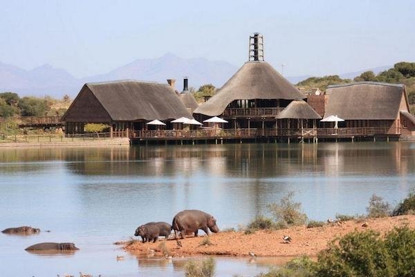 oudtshoorn game lodge