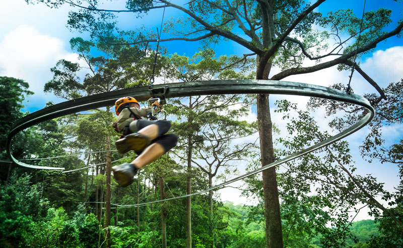 Jungle Flight zipline chiang mai tips wat doen