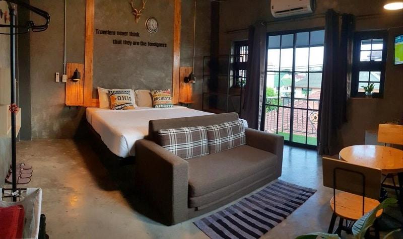 chiang mai overnachten tips hostel
