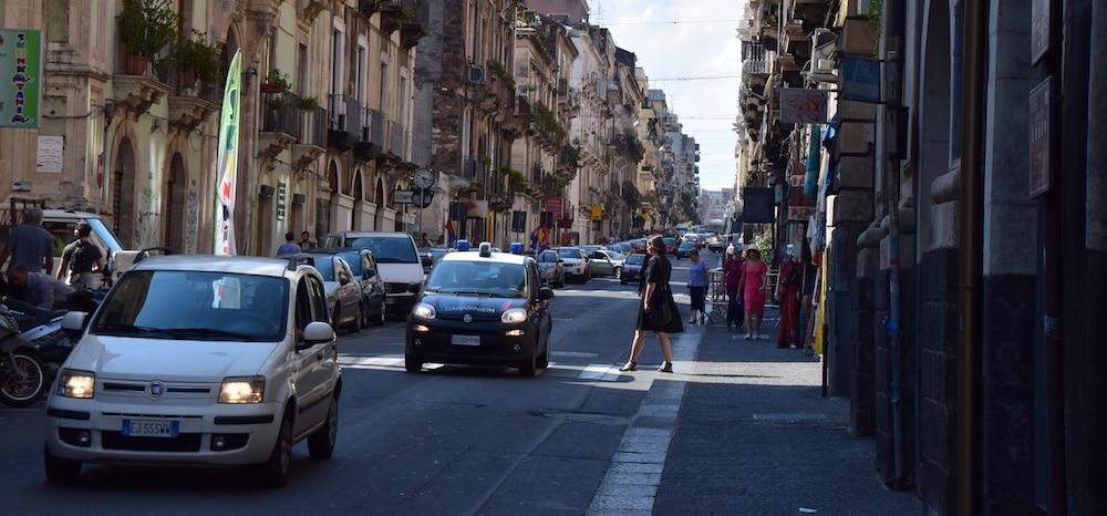 Auto huren Catania