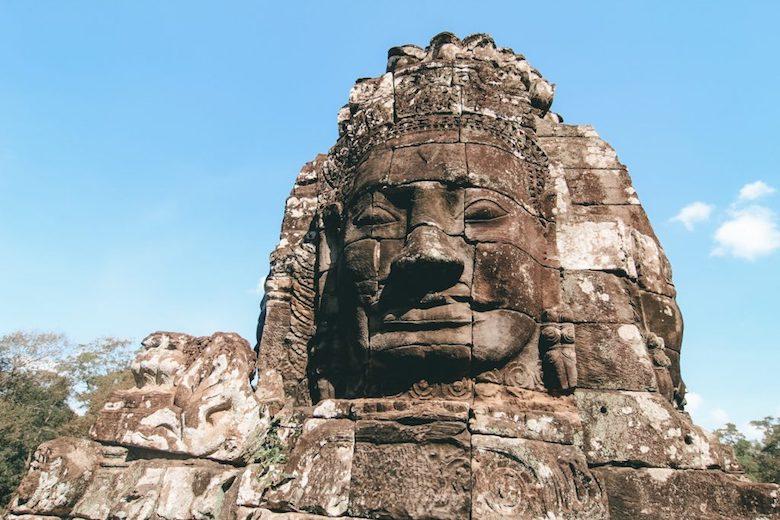 Bayon Angkor Wat Siem Reap