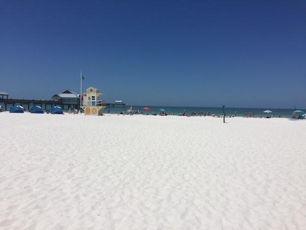 Clearwater mooiste stranden