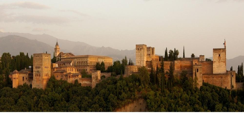 Granada bezienswaardigheden 2 tot 3 dagen