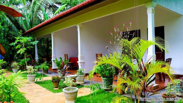 Habarana hostel