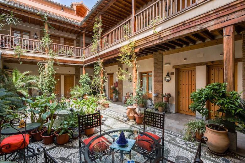 Hotel tip Granada spanje