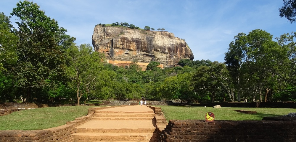 Tips bezoeken Lion Rock in Sigiriya