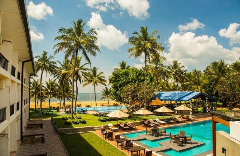Negombo hotel tips