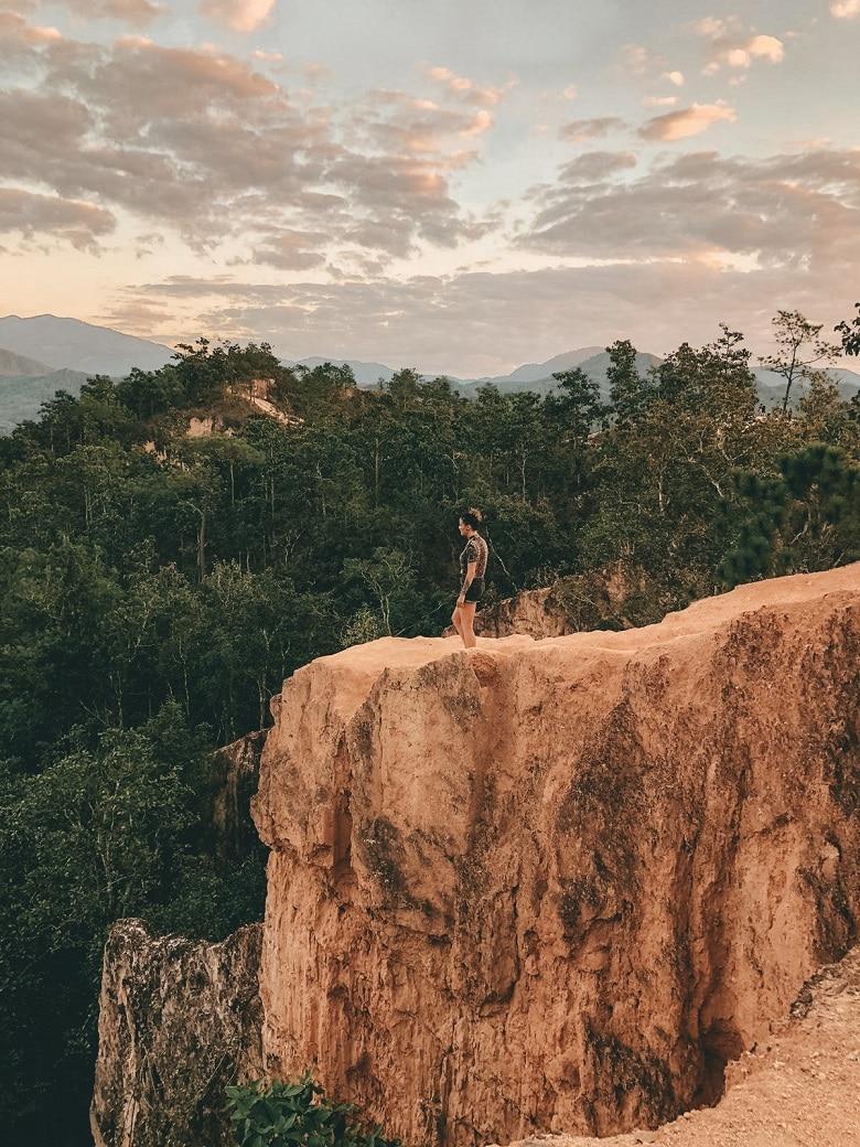 Pai Canyon noord thailand