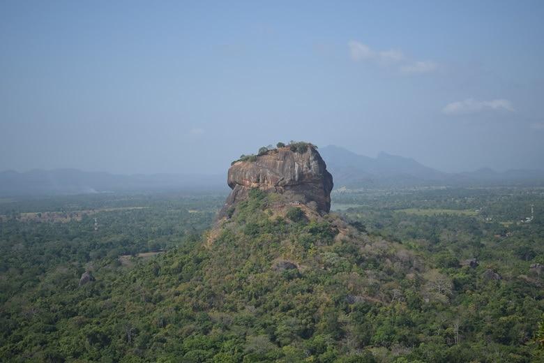 Pidurangala Rock beklimmen sri lanka