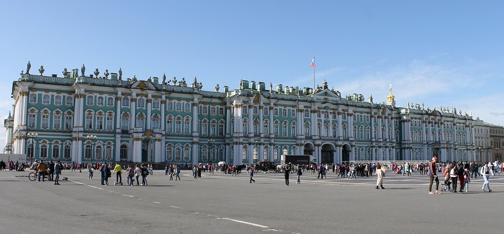 Sint Petersburg tips