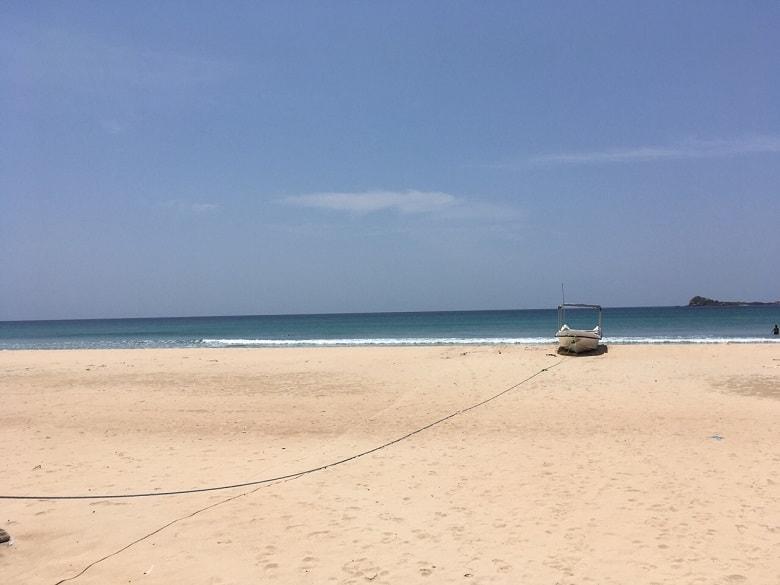 Strand Nilaveli