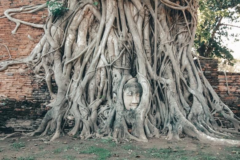 wat mahathat bangkok ayutthaya