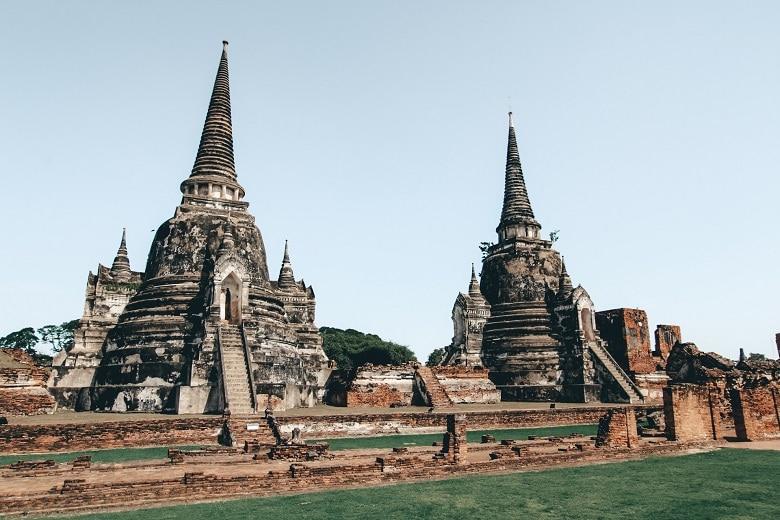 tips bangkok ayutthaya
