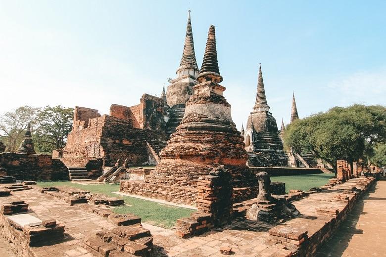 stedentrip ayutthaya bangkok