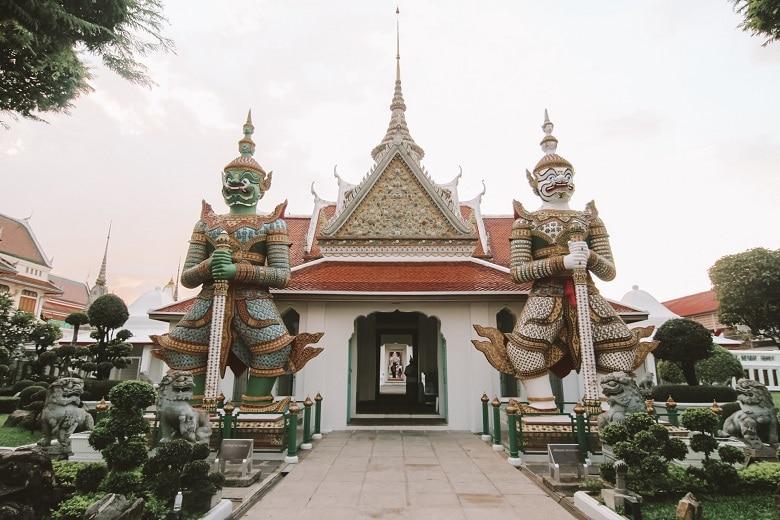 Tips Bangkok 3 4 dagen tempels