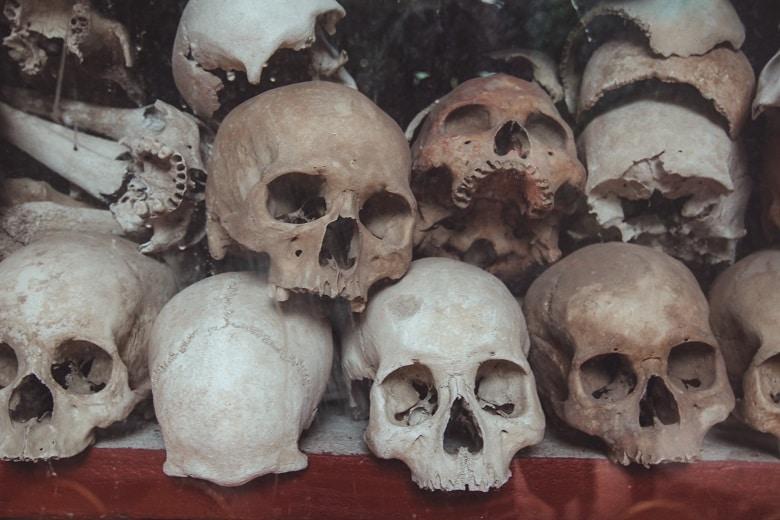 Tips killing fields Siem Reap