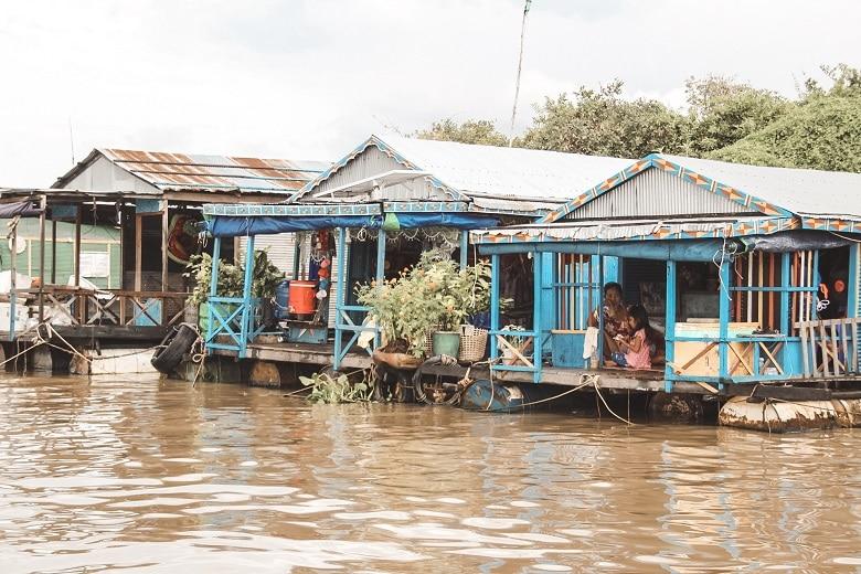 Wat doen Siem Reap
