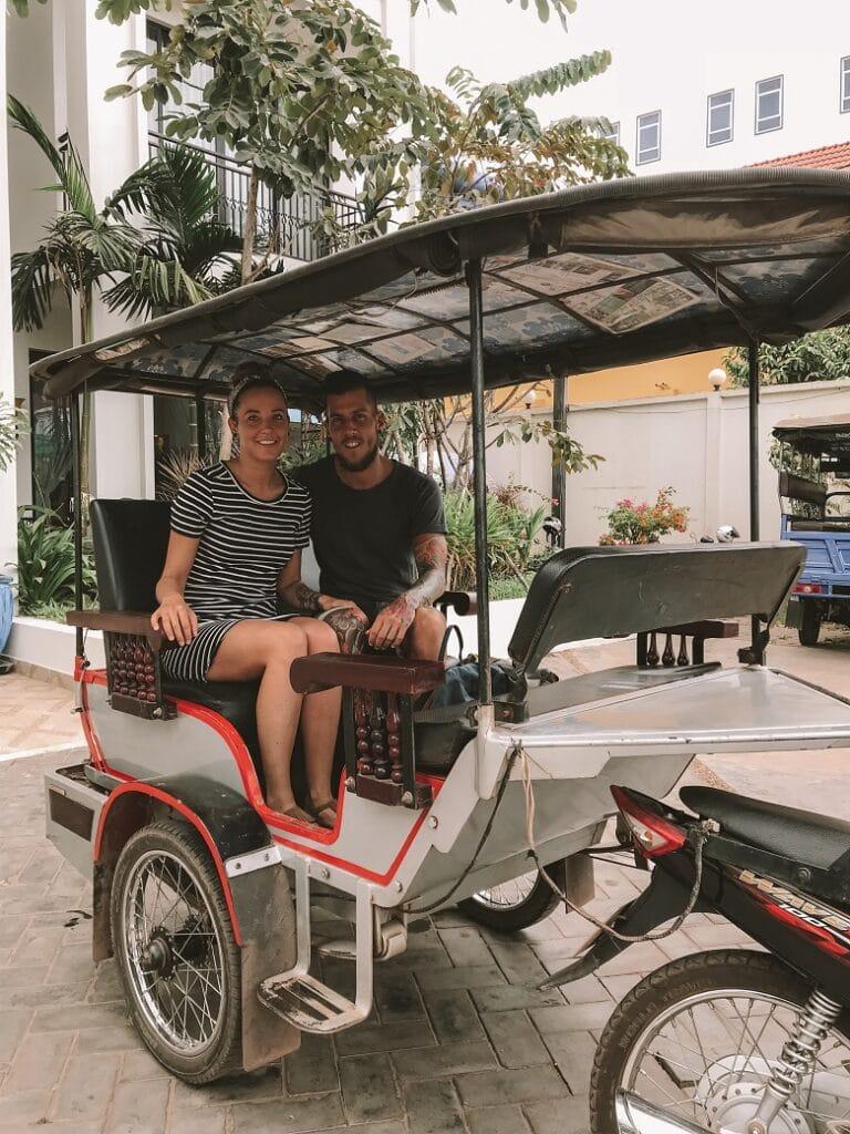 Tips Cambodja Siem Reap wat doen en zien