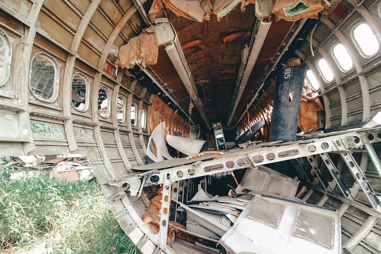 Tips bangkok vliegtuigen kerkhof