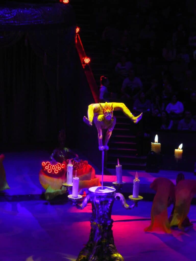 circus moskou universiteit