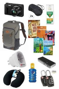 travel shop backpackers